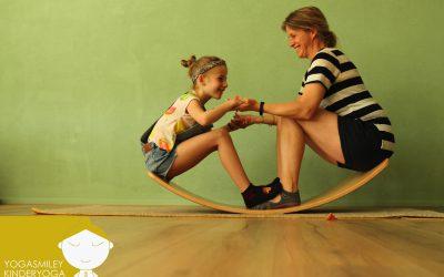 Nieuw! Workshop Ouder-Kind Wobbelyoga