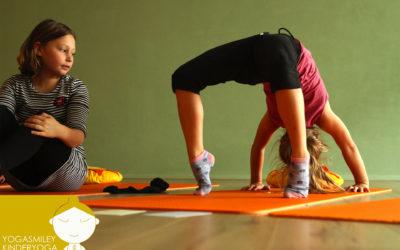 Help, mijn kind is druk! Hoe yoga voor kinderen kan helpen.
