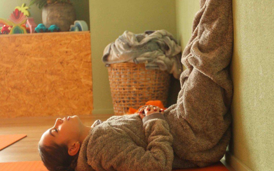 De gebroken kaars houding & de 5 voordelen