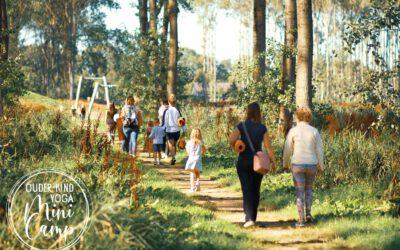 Blog: Ouder-Kindyoga Mini Camp